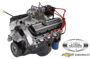 Chevrolet Performance Zz502 Deluxe 502hp Engine 19331579
