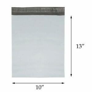 10 X 13 Poly Mailers Shipping Envelope Plastic Bags 2 35 Mil 1 100 500 1000