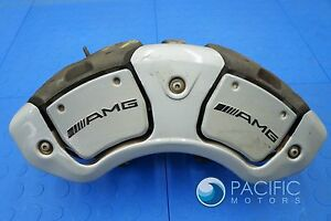 Right Front Amg Brake Caliper Bracket 0044203083 Mercedes S65 W221 W216 07 13