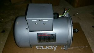 1 Hp 1725 230v 56y Wynn Farm Duty Auger Motor 000105 Wm 5018bag