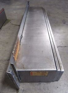 Way Cover Buww Br 2132 from Cincinnati Milacron Sabre 500 Waycover Cnc