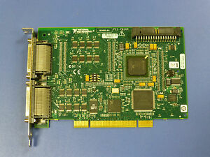 National Instruments Pci 7811r Ni Daq Card R series Digital Rio Virtex ii Fpga