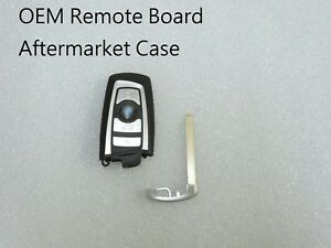 Virgin Smart Key Oem Remote Board For Bmw F series 5 6 7 X3 Cas4