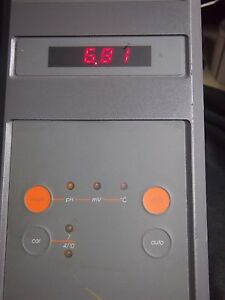Corning M240 Digital Bench Ph Meter 240 Lab Laboratory Test Equipment