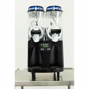 Bunn Ultra 2 Bl Refurb Commercial Frozen Drink Machine Contact 4 Shipping