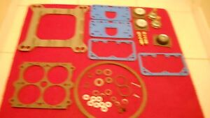 Holley 4150 Hp Ultra Hp Series Carb Rebuild Kit For 550 600 Cfm Dp