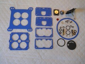 Holley 4150 Series Carb Rebuild Kit For 550 600 Cfm Vs