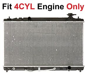 Radiator 2917 For 2007 2011 Toyota Camry 2 4 4cyl