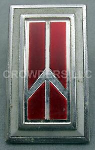 Oldsmobile Front Emblem In Stock Replacement Auto Auto