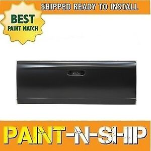 2002 2003 2004 2005 2006 2007 2008 2009 Dodge Ram Tailgate Painted Ch1900121