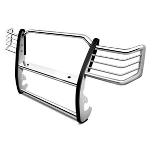 For Nissan Titan Xd 2016 2018 Aries 9052 2 Polished 1 Piece Design Grille Guard
