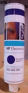 Hp Q5396 00290 Indichrome Violet 071 Electroink For Indigo Press 3000 4000 5000