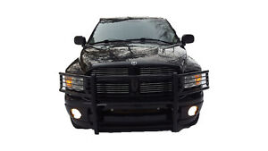 Apu 2002 2005 Dodge Ram 1500 Black Grille Brush Guard Push Bar