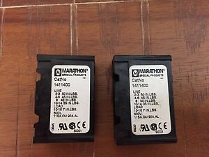Marathon 1411400 Power Distribution Terminal Block Lot Of 2 New