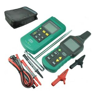 Mastech Ms6818 Wire Tester Network Phone Cable Detector Locator Meter Tracker