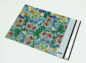 100 12x15 5 Paisley Designer Poly Mailers Envelopes Boutique Custom Bags