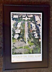 20yr Anniversary Stand In The Gap promise Keepers Dc October 4 1997 2017 Poster