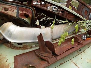 1960 Olds 98 88 Front Bumper Core Lower