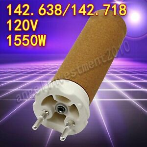 120v 1550w 1600w Heating Element For Leister Didoe S And Triac S 142 638
