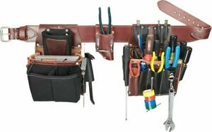 Occidental Leather 5590sm Commercial Electrician s Tool Bag Belt Set Small