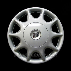 Buick Century 1997 2003 Hubcap Genuine Gm Factory Oem 1148a Wheel Cover