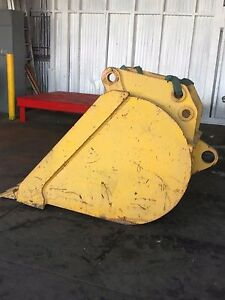 30 Excavator Rock Bucket Attachment