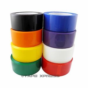 8 Rolls Packaging Packing Tape 2 X 110 Yd Carton Sealing Free Shipping 8 Colors