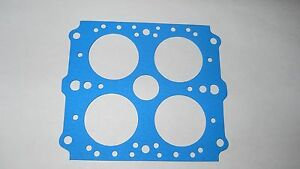 Holley Blue Non Stick Throttle Body Gasket 390 450 Cfm Ten Pack