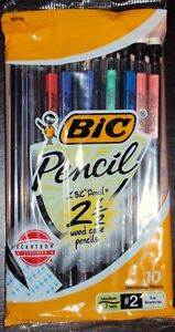 Bic Mechanical Pencil Medium Point 0 7 Mm 10 ct 1 Case Of 12