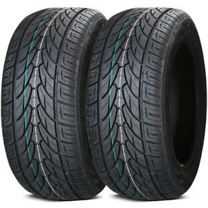 2 X New Lionhart Lh Ten 305 35r24 112v Xl All Season High Performance Tires