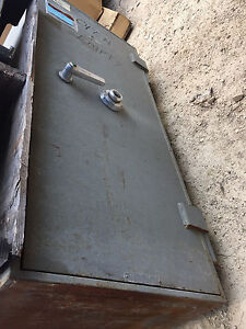 Mosler Upright Safe Fire Proof Insulated Class F1 d