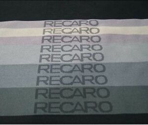 3 5m X 1 6m Gradation Recaro Fabric Racing Seats Cloth Decoration Material Jdm