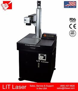 50w Q switch 2 5d 3d Laser Engraving 1yr Warranty Sales Service Support Usa
