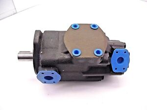 Parker T7 Hydraulic Pump 3 Inlet 1 1 1 4 Outlets