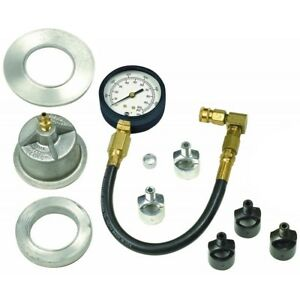 Gearwrench 3289 Engine Oil Filter Pressure Testing Kit Free Shipping