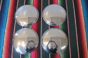 Vintage 1950 s 1953 1954 1955 Buick Hub Caps Nos Nors Dog Dish Hubcaps