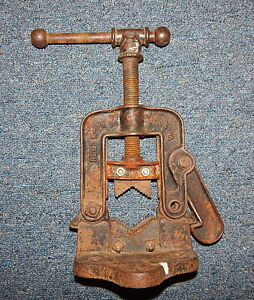 Reed Manufacturing Co No 70 Pipe Vise Patent 1914 R11095