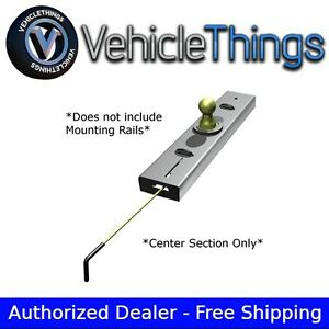 B w Turnoverball Gooseneck Hitch Center Section Only For Dodge Ram