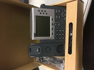 Lot Of 3 Cisco Ip Phone s 7960 Used