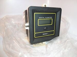 P57740 1 Signet Digital Flow Meter