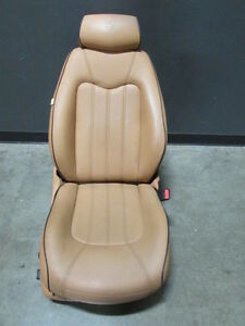 Maserati Quattroporte Rh Front Seat Cuoio Without Airbag Used