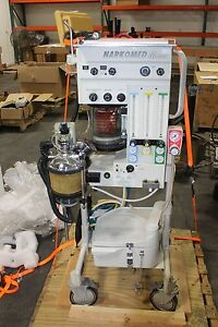 Drager Narkomed M Mobile Anesthesia Machine