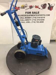 Used Power Tile Stripper Edco Ts8 75 Floor Removing Tiles Removal Scraper Tool