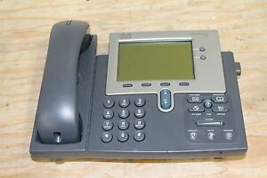 Lot Of 10 Cisco Ip Phone 7942g Good Condition