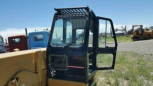 Caterpillar Cat Th103 103 Th Cab Wiring Forklift Telehandler Telescopic Handler