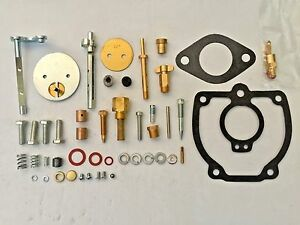 Ih Farmall M Major Tractor 47387db And 50983db Carburetor Repair Kit