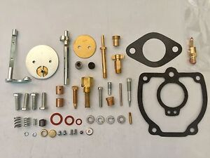 Ih Farmall Super M Major Tractor Carburetor Repair Kit 356948r91 357231r91