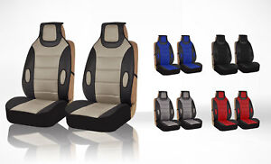 Seat Cushion Pad For Auto Car Suv Van Truck Front Seat Covers Pad