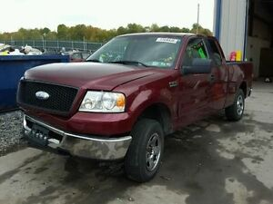 Center Front Seat Lap Belt Ford Pickup F150 05 06 07 08 Gray See Description