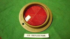 Standard Reflector New Cb 100 Corcoran Brown Correct Fits Mb Willys Jeep